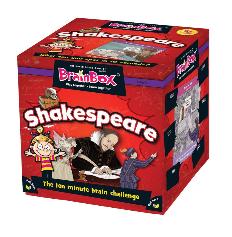 Brain Box Shakespeare