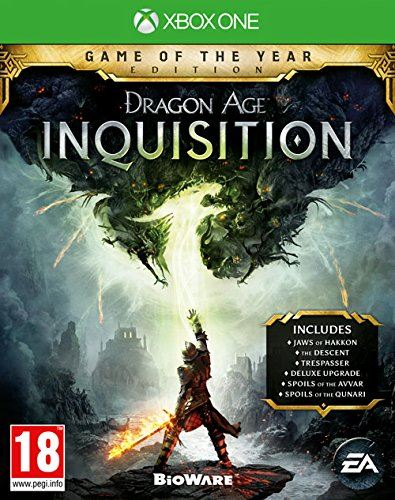 Electronic Arts Xbox One Dragon Age Inquisition Game of the Year Edition