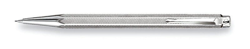 Caran D' Ache Retro Ecridor Silver Plated/Rhodium Coat 0.7mm Pencil (0004.486)