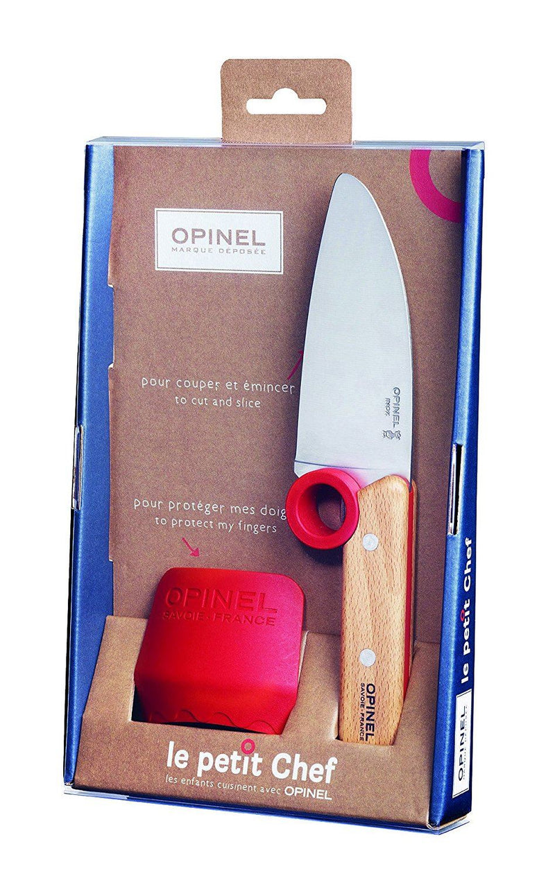 Opinel Le Petit Chef Knife and Guard