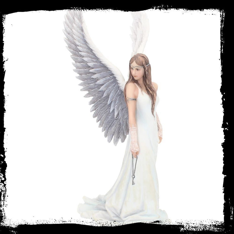 Anne Stokes - Spirit Guide Angel Statue 9 1/2 In.