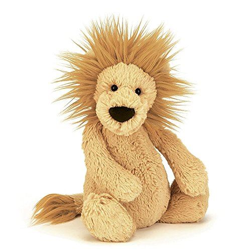 BAS3LNN Jellycat Bashful Lion Medium