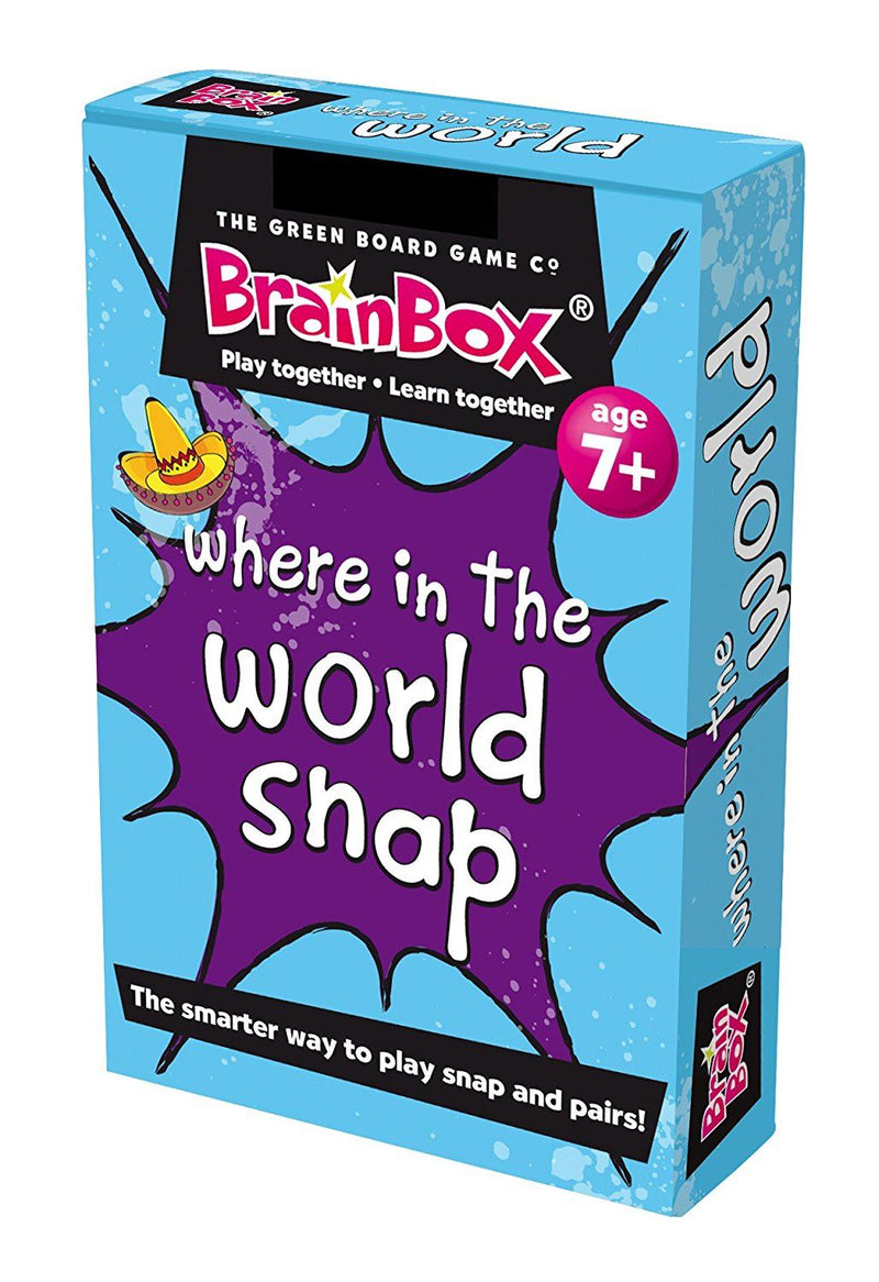 Where In The World Snap