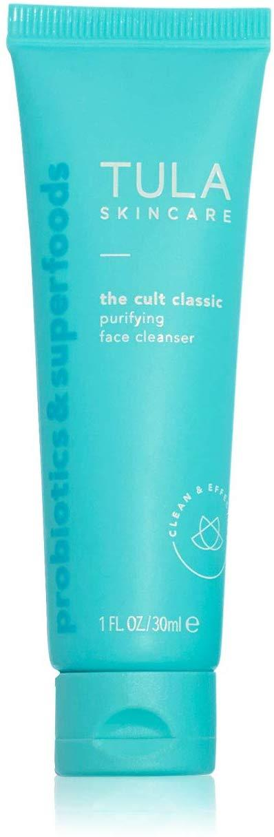 TULA Purifying Face Cleanser - travel size 30ml