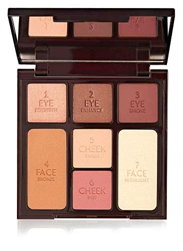 Charlotte Tilbury Instant Look in a Palette Gorgeous Glow Complete Face Palette Limited Edition