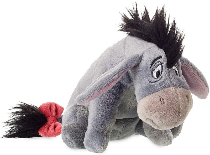 Disney Official Store Eeyore Soft Plush Bean Bag Cuddly Toy 13cm