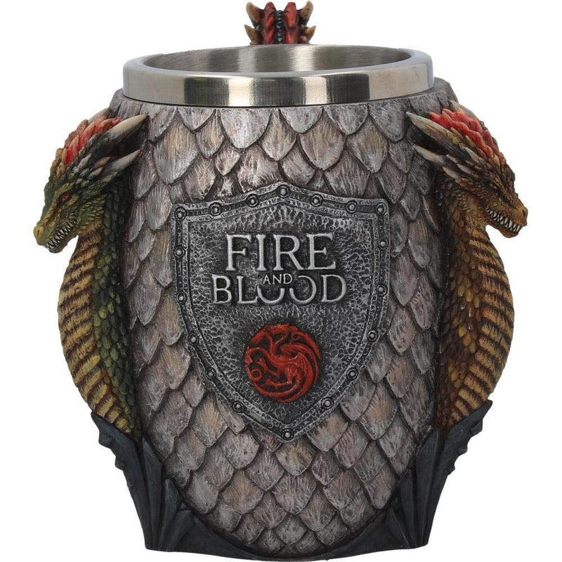 House Targaryen Tankard 14Cm - Collectible Mug