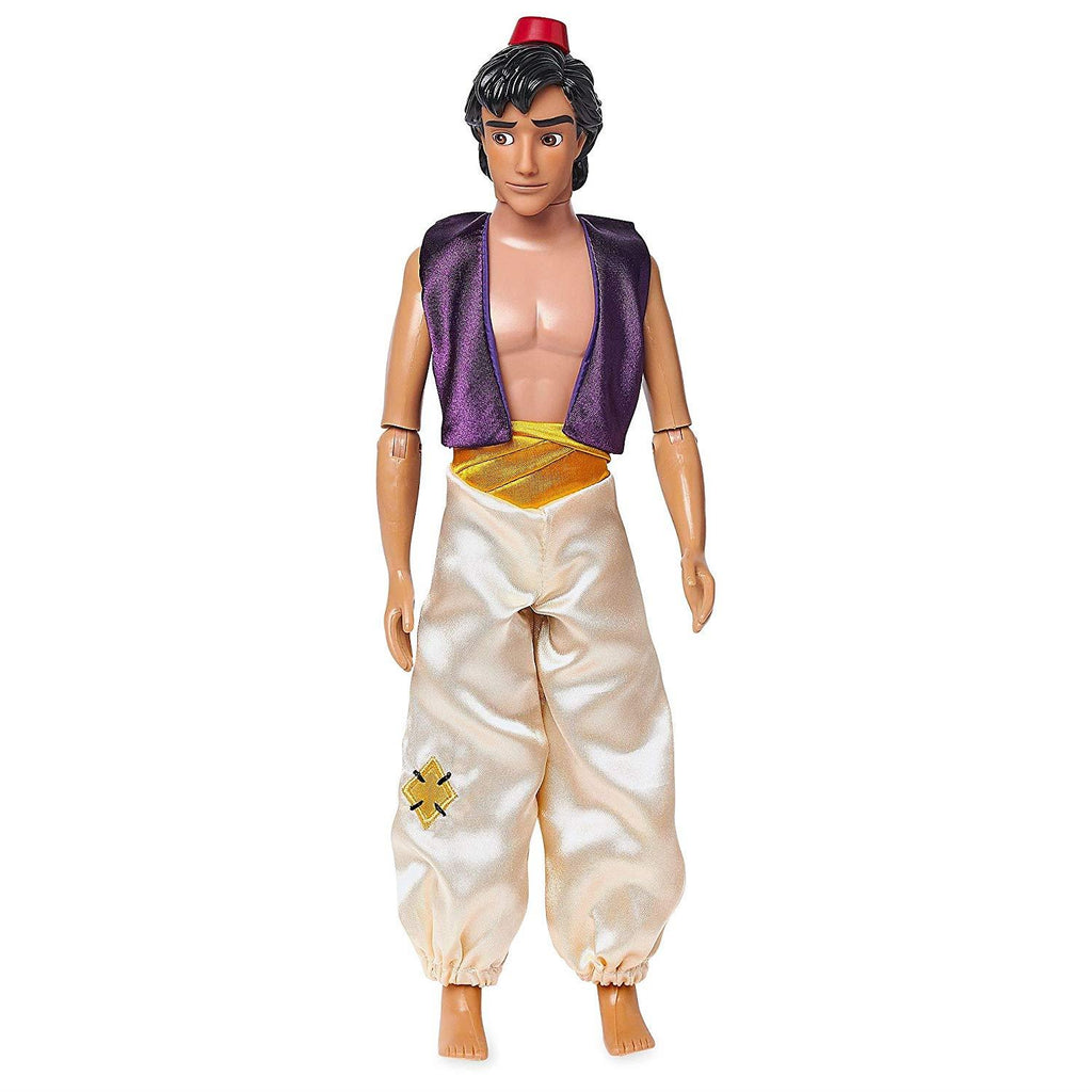 Disney Official Store Aladdin Classic Doll 30cm Tall Boxed Toy Action Figure