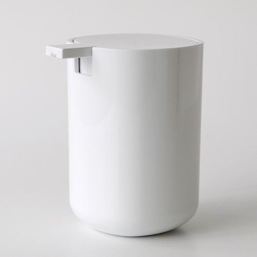 Alessi Birillo Soap Dispenser Aleesi PL05 W, White