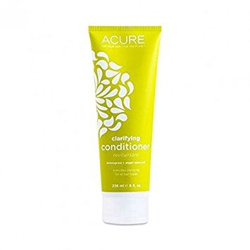 Acure Organics Clarifying Conditioner Lemongrass and Argan Stem Cell 235 ml