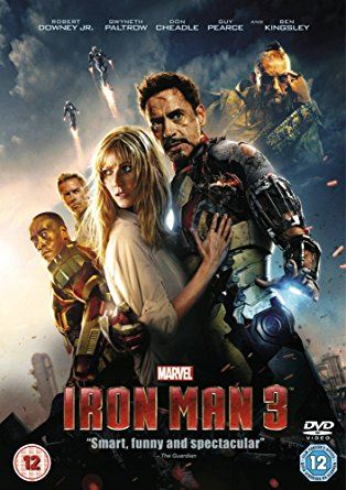 Marvel Iron Man 3 [DVD]