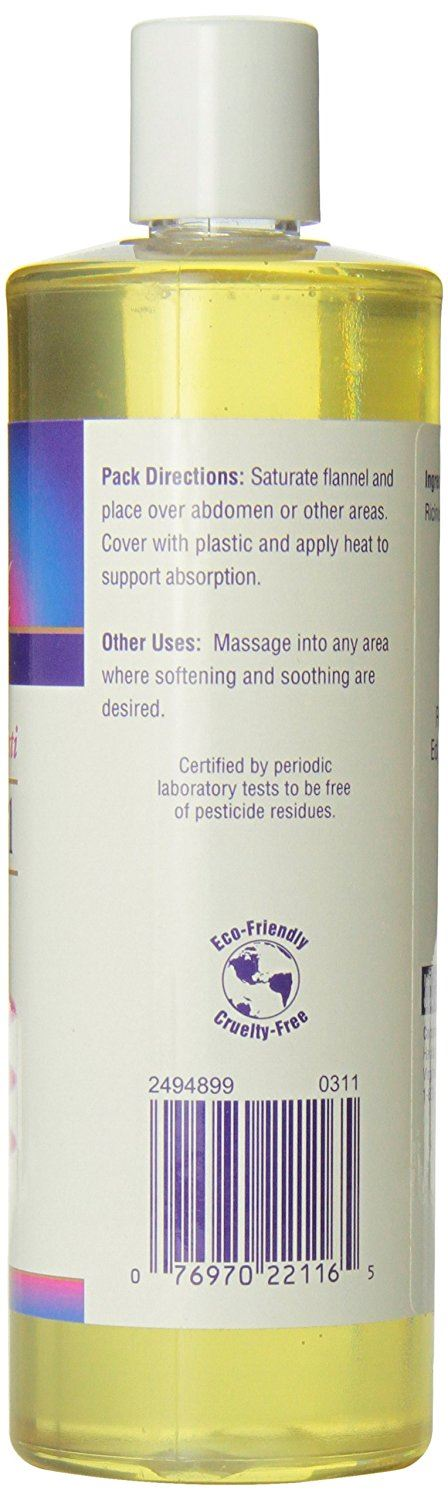 Heritage Products  Castor Oil 480ml