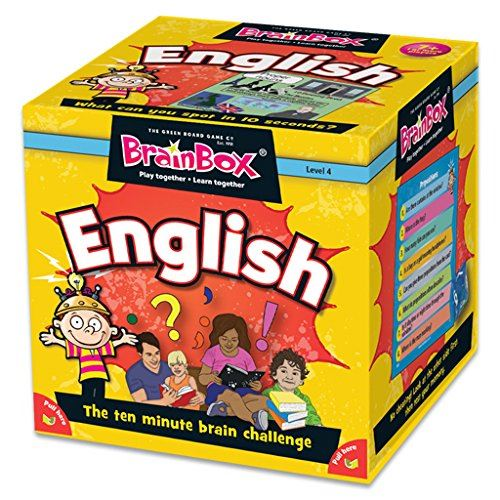 Brain Box English