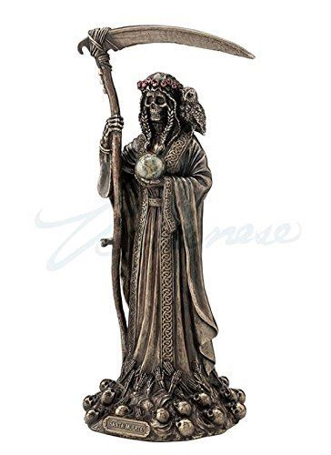 Nemesis Now Santa Muerte Folklore Saint of Death Statue