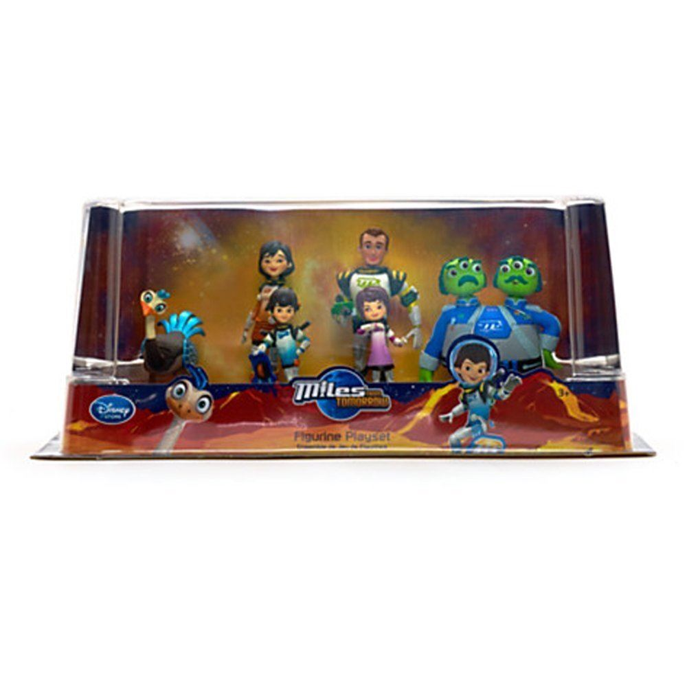 Disney Miles From Tomorrow 6 Figure Playset