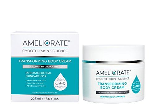 Ameliorate Transforming Body Cream 225ml 7.6fl.oz
