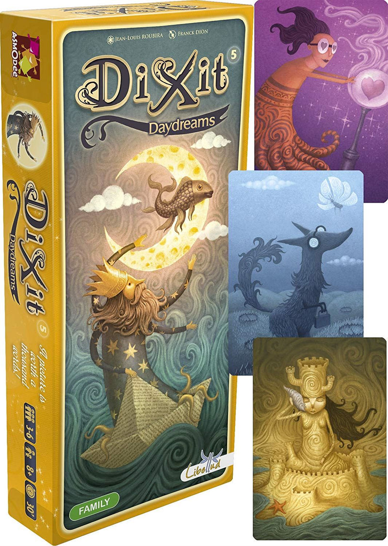 Asmodee Dixit: Daydreams Expansion
