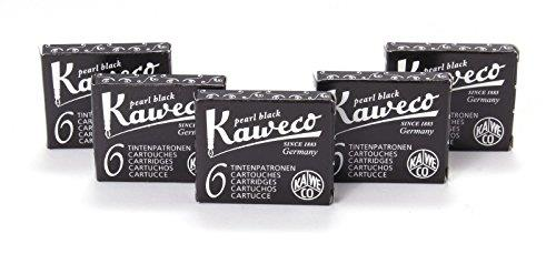 Kaweco Fountain Pen 30 ink cartridges short black