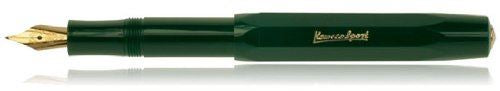 Kaweco Classic Sport Green Medium Point Fountain Pen - KWCF-GN-M