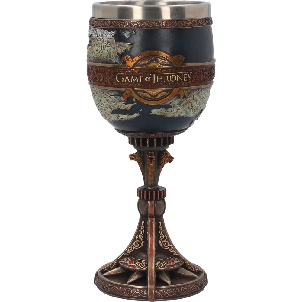 Game Of Thrones - The Seven Kingdoms Goblet