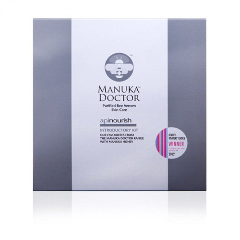 Manuka Doctor Platinum Introductory Kit