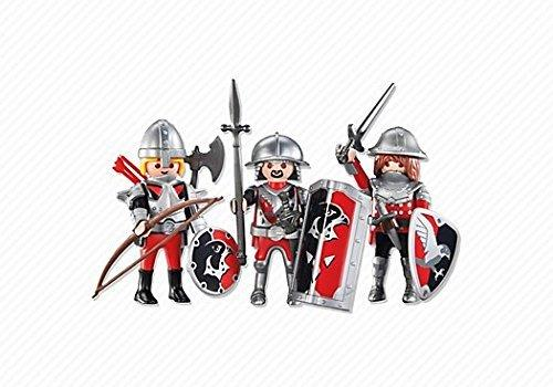 playmobil 6381 - 3 hawk knights