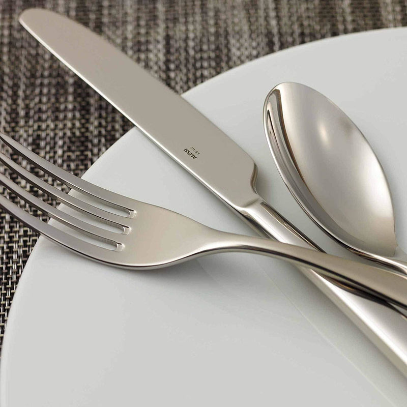 Alessi Nouvo Milano 8 piece cutlery table set