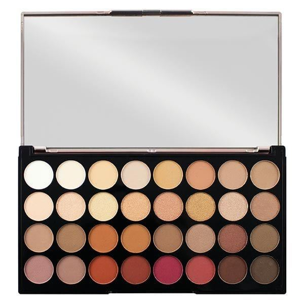 Makeup Revolution Ultra 32 Eyeshadow Palette Flawess 3 Resurrection