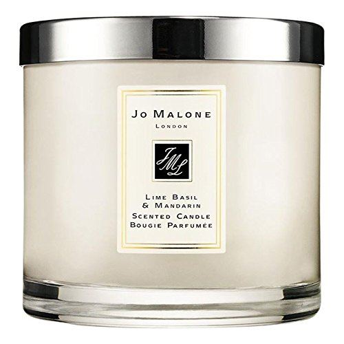 Jo Malone Lime Basil & Mandarin Deluxe Candle 600g
