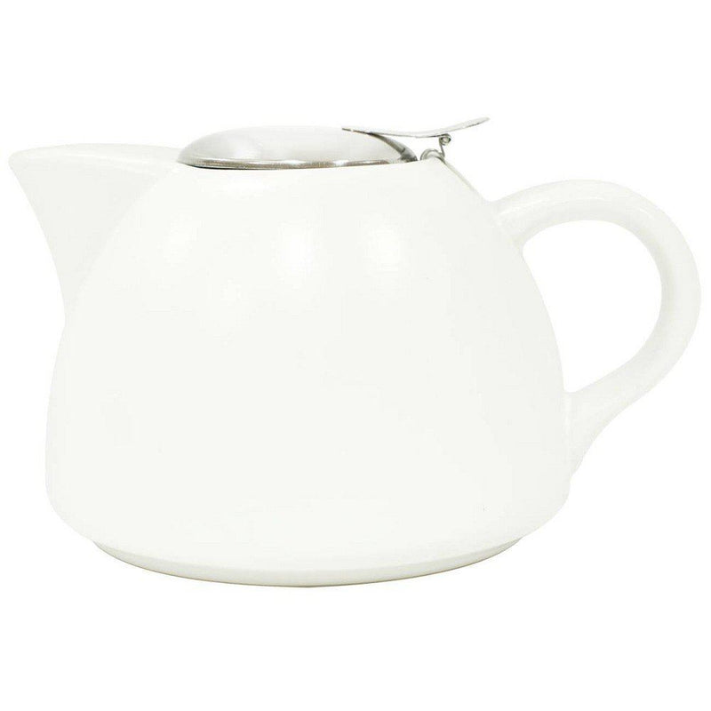 La Cafetiere Barcelona 900ml Teapot White
