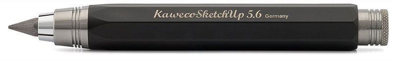 Kaweco Sketch Up 5,6 mm Clutch Pencil black satin-chrome, octagonal