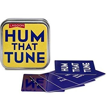 Lagoon Hum That Tune Musical Guessing Game in a Tin