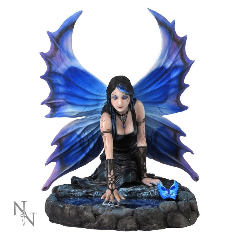 Anne Stokes - Immortal Flight Fairy and Skull Statue