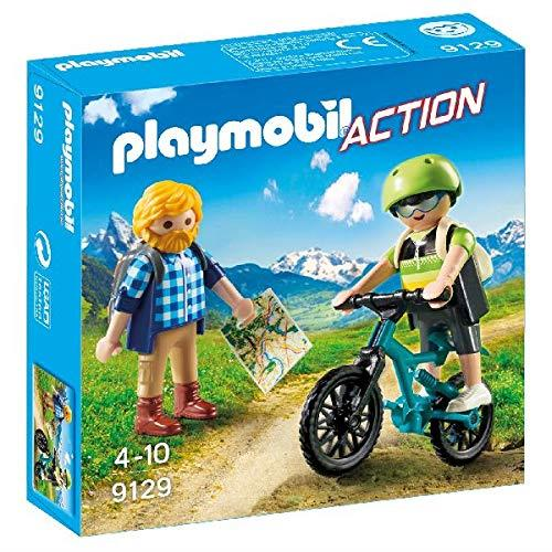 PLAYMOBIL 9129 Mountain Sportsmen