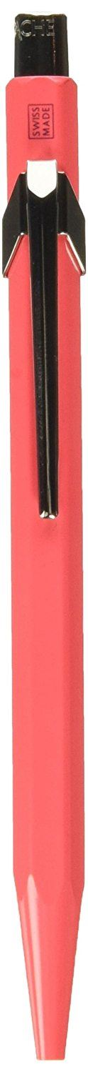Caran d'Ache 849 Ballpoint Pen, Paul Smith Limited Edition, Coral Pink (849.082)