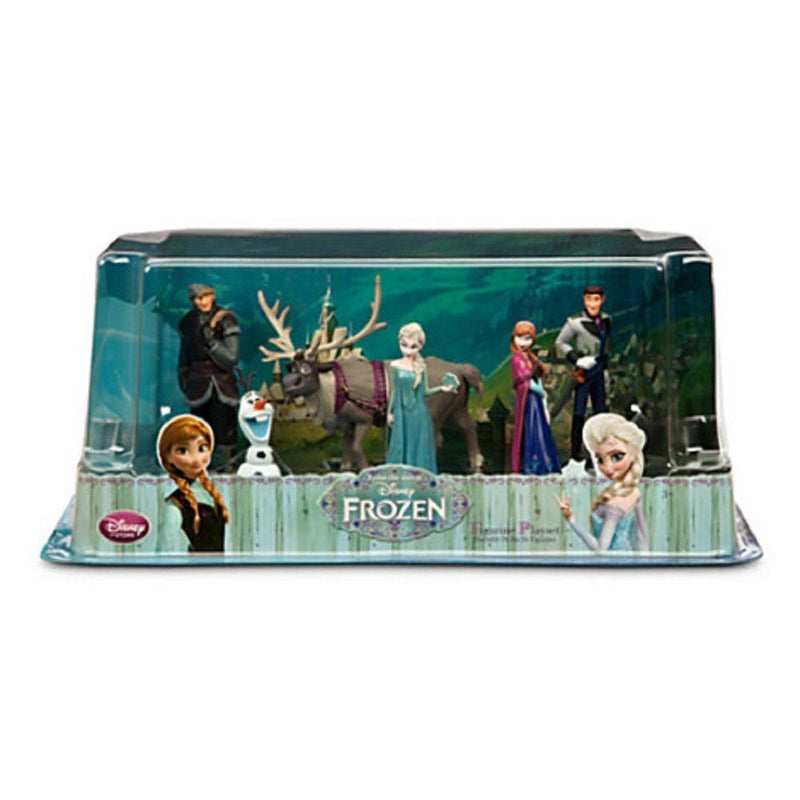 Disney Frozen Figure 6 piece Playset