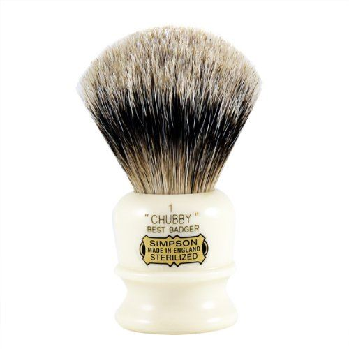 Simpsons Chubby Shaving Brush - CH1 Best