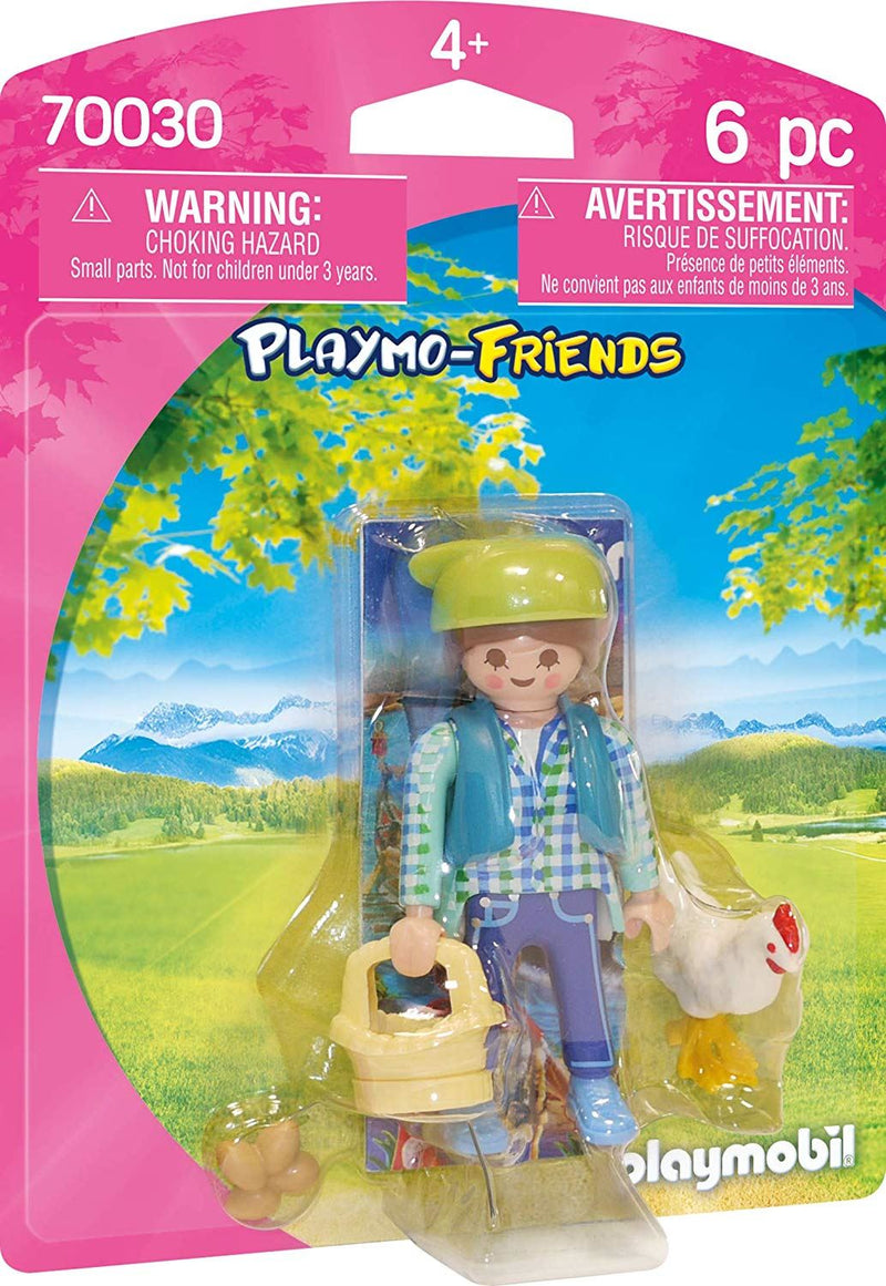 Playmobil 70030 Playmo-Friends Farmer