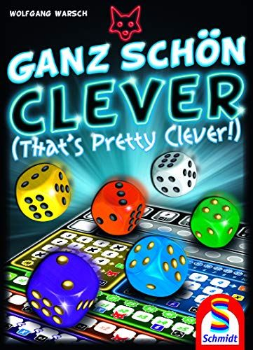 Schmidt Spiele Ganz Schon Clever Game Dice English Rules