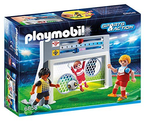 Playmobil 6858 Sports & Action Goal Shootout