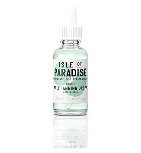 Isle of Paradise Self-Tanning Drops Medium Full Size