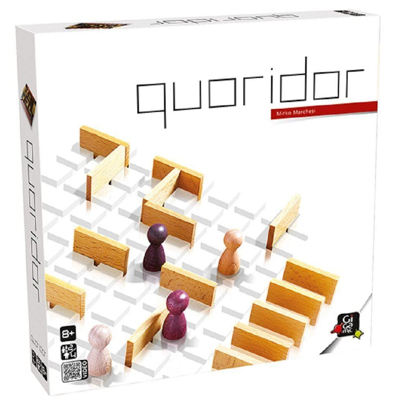 Box Damage - Gigamic Quoridor Game