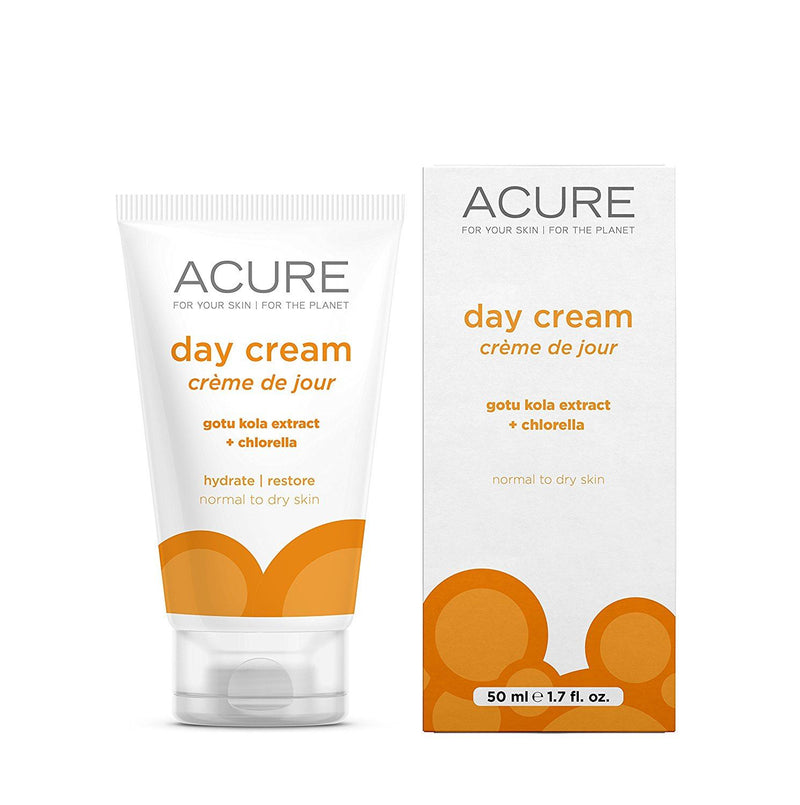 Acure Organics Day Cream, Gotu Kola Stem Cell 50ml