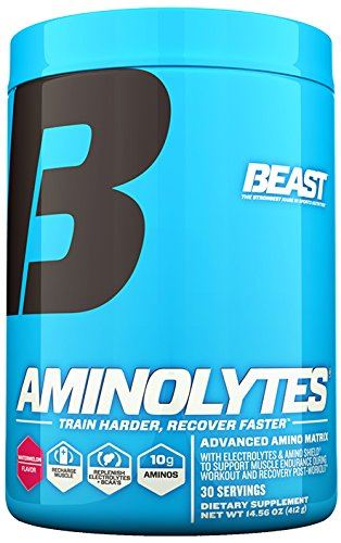 Beast Sports Watermelon Aminolytes - 414g