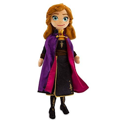 Disney Frozen 2 Anna Medium Soft Plush Toy Doll 46cm