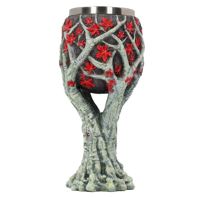 Weirwood Tree Goblet 17.5Cm (Got) - Game Of Thrones