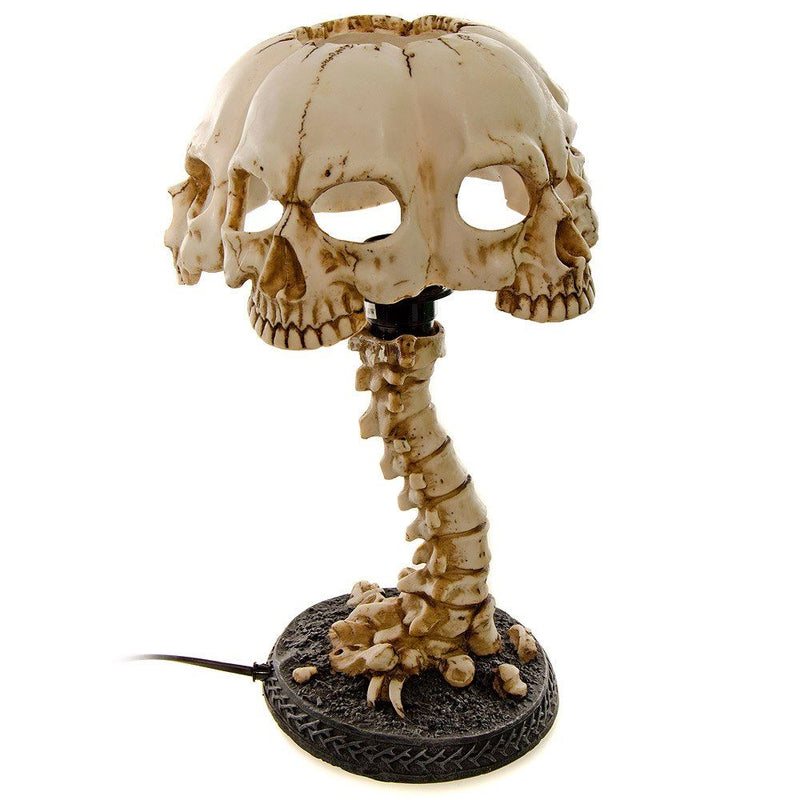 Atrocity Skull Desk Light - 37.5cm
