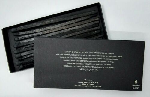Brand New Limited Edition Black Jo Malone Luxury Long Matches