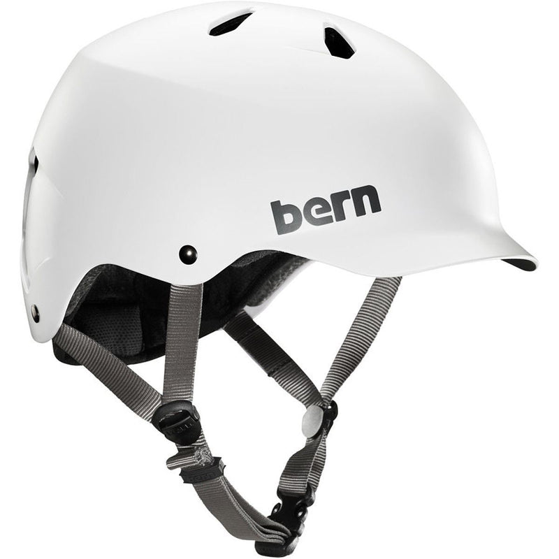 Bern Watts Thin Shell Helmet - White - XXL/XXXL