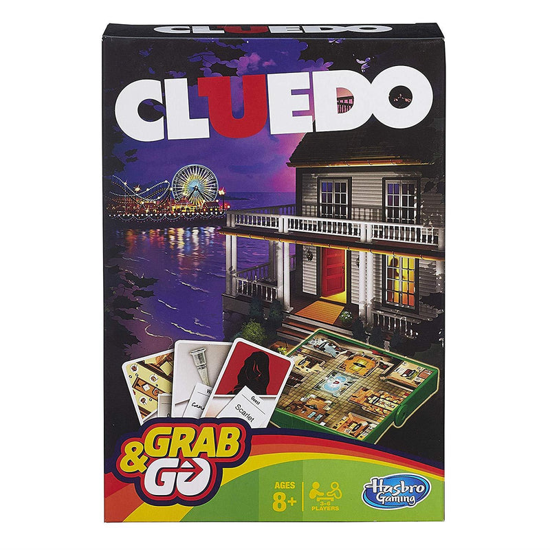 Hasbro Cluedo Grab and Go